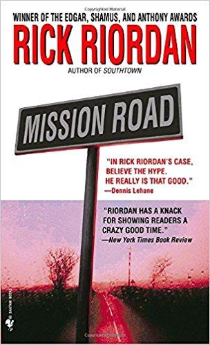 Rick Riordan Mission Road
