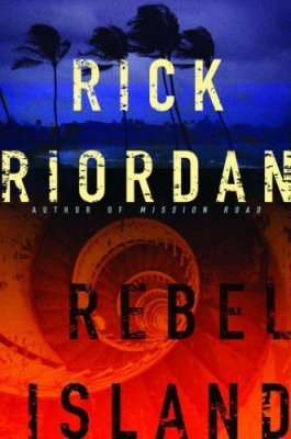 Rick Riordan Rebel Island