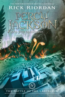 Rick Riordan The Battle Of The Labyrinth