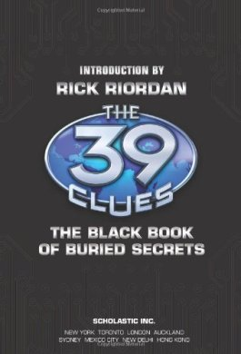 Rick Riordan The Black Book Of Buried Secrets