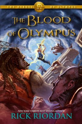 Rick Riordan The Blood Of Olympus