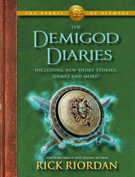 Rick Riordan The Demigod Diaries