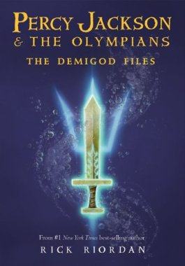 Rick Riordan The Demigod Files