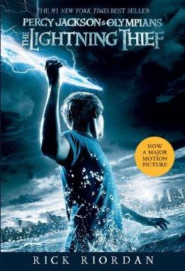 Rick Riordan The Lightning Thief