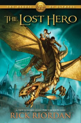 Rick Riordan The Lost Hero