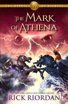 Rick Riordan The Mark Of Athena