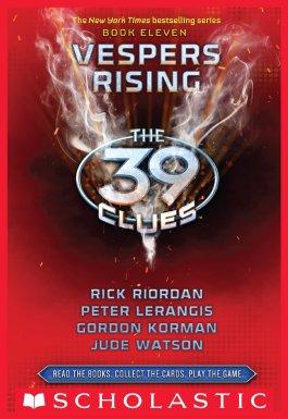 Rick Riordan Vespers Rising