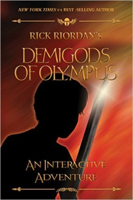 Rick Riordan The Demigods Of Olympus
