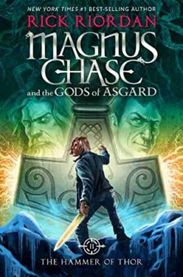 Rick Riordan The Hammer Of Thor