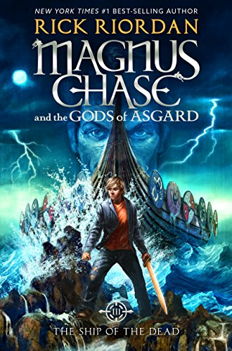 Rick Riordan The Ship Of The Dead