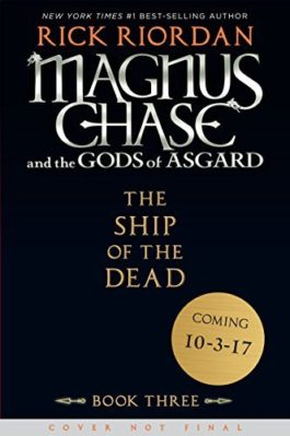 Rick Riordan The Ship Of The Dead