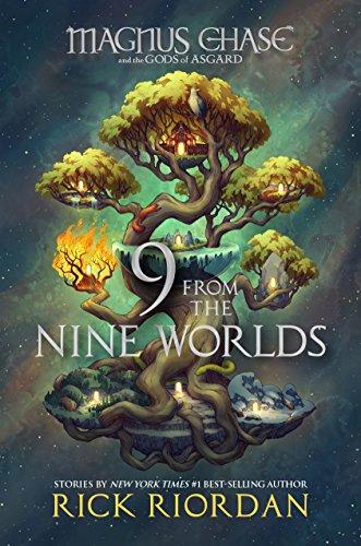 Rick Riordan 9 From The Nine Worlds